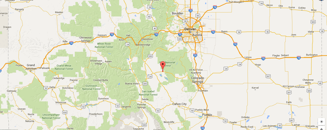 5 Acre Land Deal South Park Ranches Park County Colorado